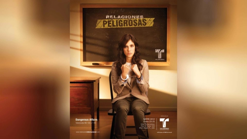 Опасные связи 2012 Relaciones Peligrosas