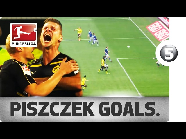 Lukasz Piszczek Top 5 Goals