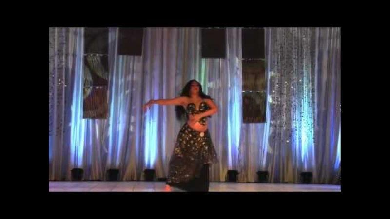 Roshana Nofret Miami Bellydance Convention 2012 Gala