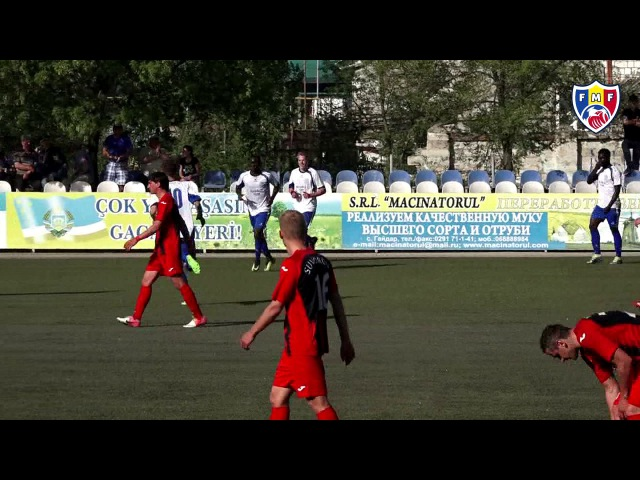 Saxan 1-1 Zaria Divizia Națională, 7.05.2017