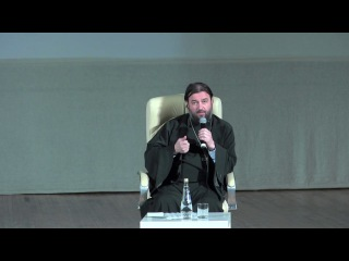 Беседа протоиерея Андрея Ткачева со студентами города Ульяновска