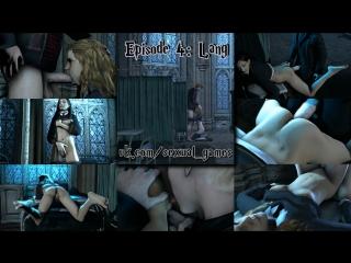 Hogwarts Enchanted Episode 4 (Harry Potter sex)
