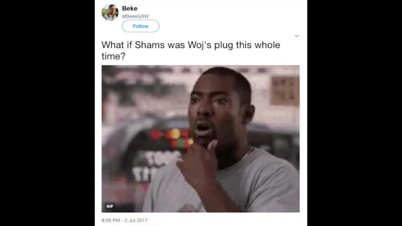ESPN 30 FOR 30 FILMS PRESENTS_ SHAMSWOW (Parody) Woj vs. Shams