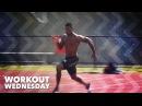 Workout Wednesday: Olympians Marvin Bracy Nickel Ashmeade