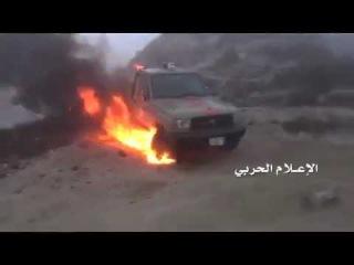 Йемен.+18. . Хуситы штурмом взяли пост саудитов в провинции Джизан, Саудовска...