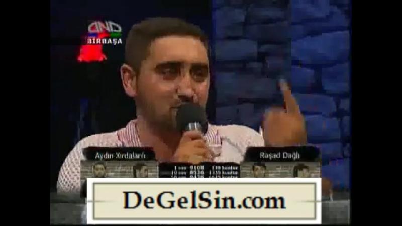 Soz Qalasi - Aydin X vs Rashad D - Canimi canan apardi getdi