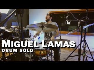 Meinl Cymbals Miguel Lamas Drum Solo