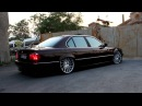 STANCE E38 UNAL TURAN BMW 7 40 TURKEY