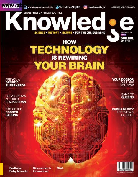 BBC Knowledge February 2017