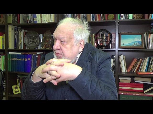 Интервью с Р.Б. Рыбаковым о передаче рериховского наследия в СССР