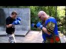 Грязный Филиппинский бокс - ПАНАНТУКАН ( RAPT ). Пресечение ударов руками.