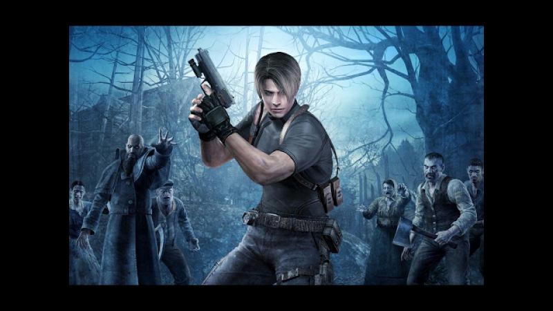 Прохождение Resident Evil 4 Часть 5 Босс Староста Деревни