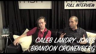 Brandon Cronenberg & Caleb Landry Jones Interview
