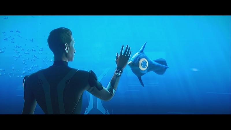 Subnautica Cinematic Trailer Subnautica новый Трейлер релиз v 1 0 Subnautica Survival BlackArrow