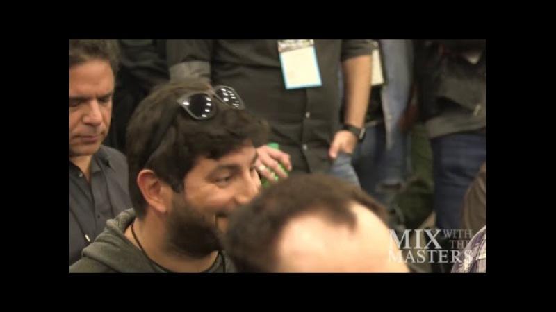 MWTM live at NAMM 2018 - Joe Chiccarelli Alan Meyerson