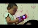 Mainan Anak Mobil Disney Ekspresi Baby Ali Icel Punya Mainan senang yang Minta ampun