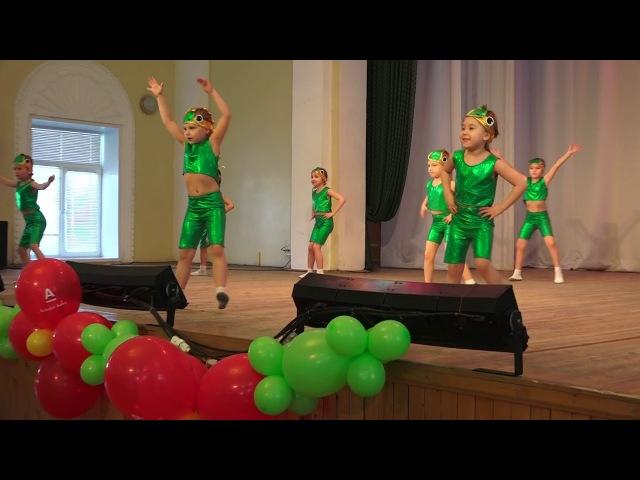 2018 03 15 Хореографический конкурс фестиваль детские сады Железногорск