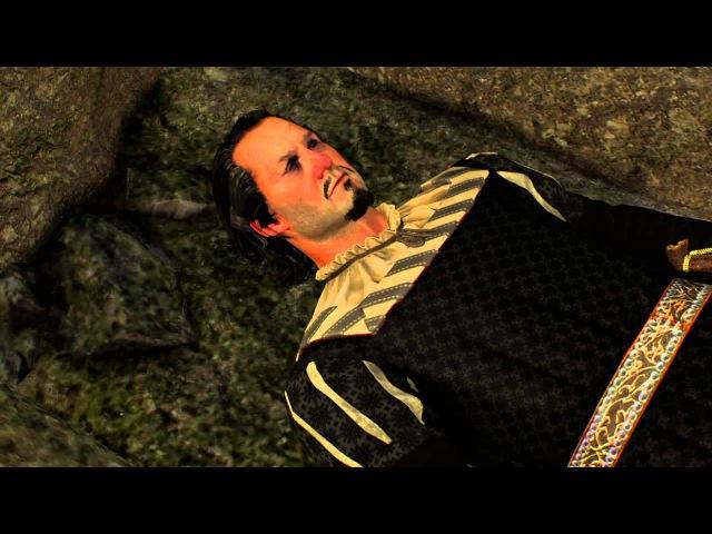 Ведьмак 3 Дикая Охота Разбудили вампира