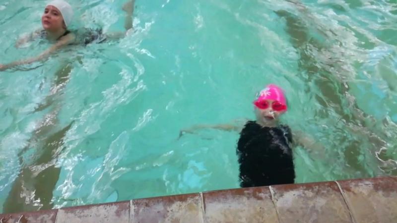 элименты синхронного плавания