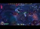 Heroes of the storm 38 mrrrbrul(Артанис лига) artanis gameplay