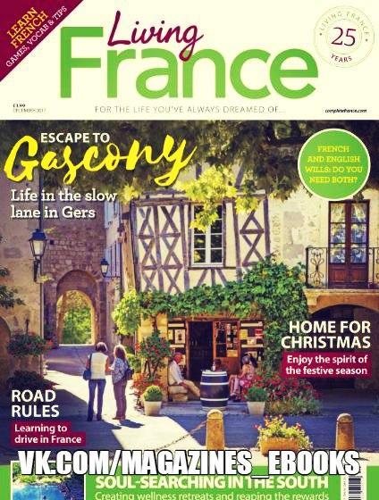Living France December 2017