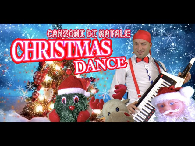 CHRISTMAS DANCE Canzoni Natale MIMMO MIRABELLI