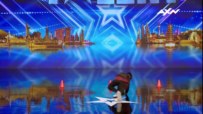 Viriya Rici on Asia's Got Talent 2017