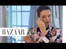Miranda Kerr s Supermodel Skincare Secrets Little Black Book Harper s BAZAAR