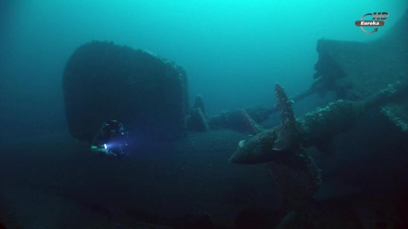 Тайны затонувших кораблей 2 сезон 5 серия Гибель линкора 720p