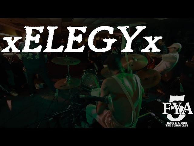 XelegyX (Full Set) Multi-Cam at FYA Fest 2018 Last Show
