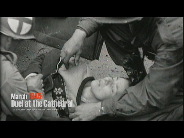 Battle of Cologne 1945 - A young woman between the frontlines - The original source