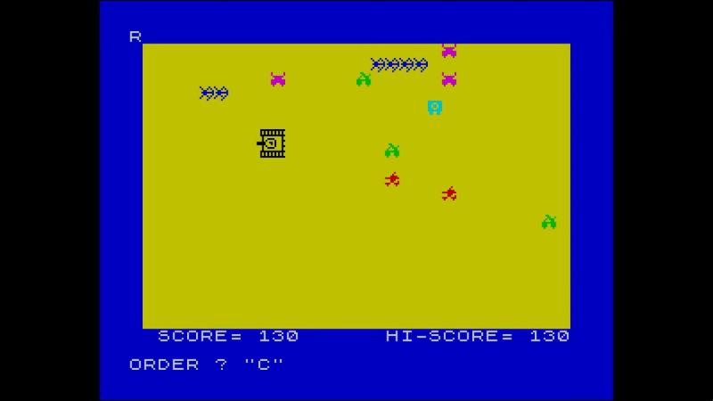 Walkthrough №25 Robotank 19xx ZX Spectrum