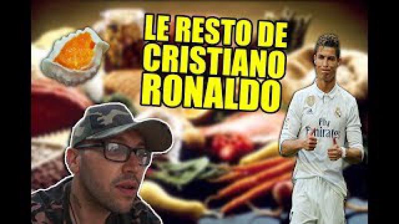 LE RESTO DE CRISTIANO RONALDO ! JOURNEE BOUFFE ! Lisbonne J4 | EPISODE 13