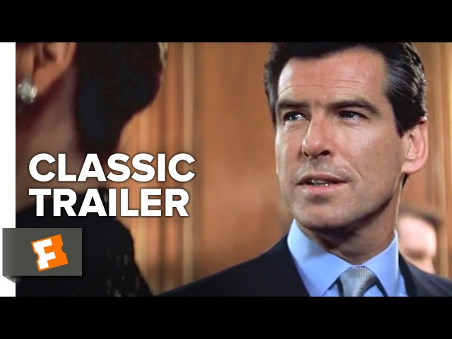 The Thomas Crown Affair Official Trailer 1 Pierce Brosnan Rene Russo Movie 1999 HD