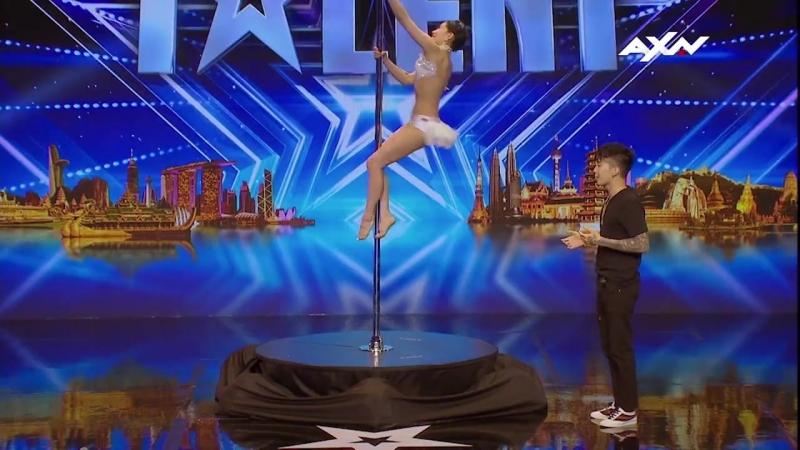 Ep 2 Ryun Jin Judges' Audition Highlights Asia's Got Talent 2017