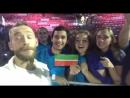 Привет любимому Татарстану с церемонии закрытия XIX Всемирного фестиваля молодёжи и студентов из Сочи
