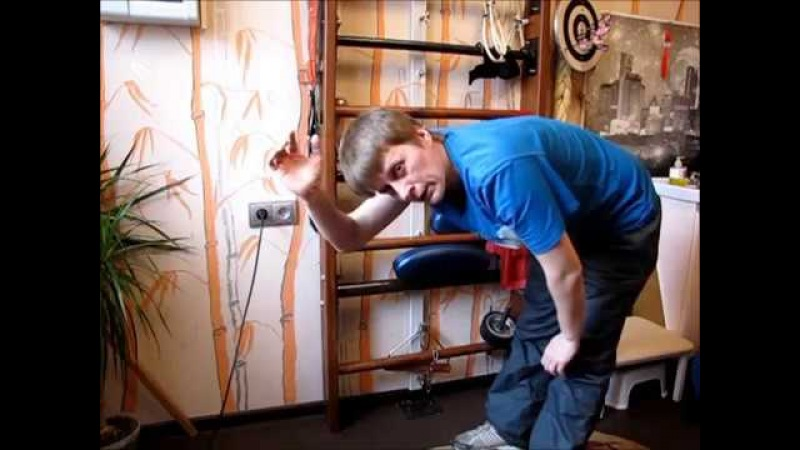 Укрепление мышц плечевого пояса и плеча (1) - упражнения для выздоравливающих