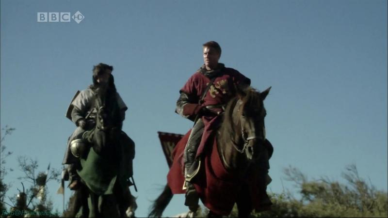 BBC Великие воины Ричард I Львиное Сердце Худ документальный история 2007