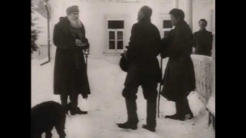 Leo Tolstoy on film