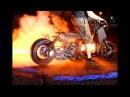 GY6 Ruckus Fire Burnout - DELTA ONE Ruckus Project