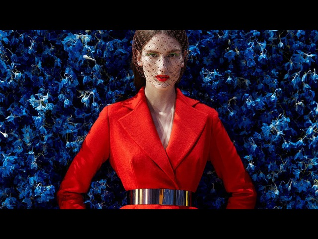 The House of Dior   Making of Red Bar Coat