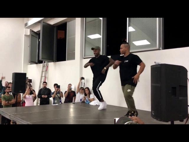 Yoandy Villaurrutia ft. Yoannis Tamayo - Men Styling - Havana en Belgrado 2017