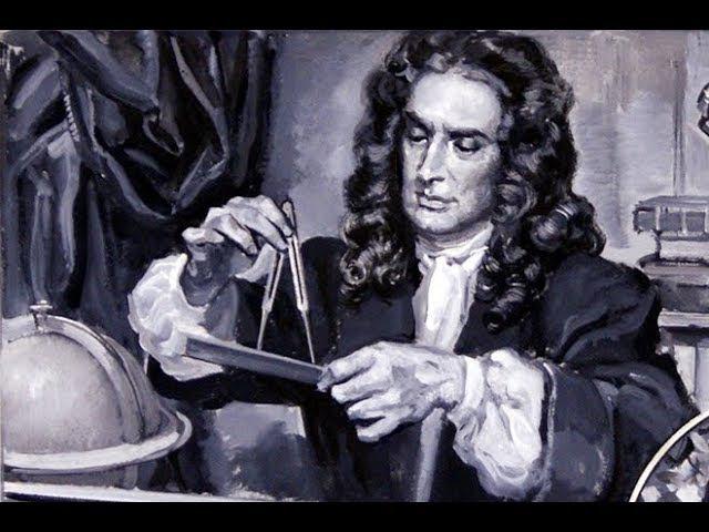 Механическая вселенная Серия 6 Законы Ньютона