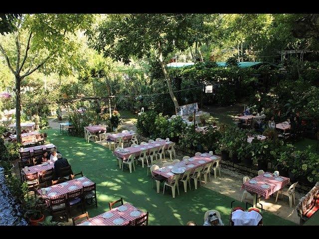 Değirmen Restaurant İzmir Tire