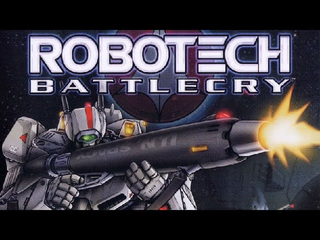 Robotech Battlecry Chapter 1 gameplay HD PS2 XBOX GC SLUS 20244 SLES 51322