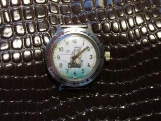 Мои наручные мужские АНТИМАГНИТНЫЕ часы ВОСТОК