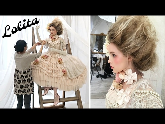 I Was A LOLITA For A Day (Modelling in Japan)