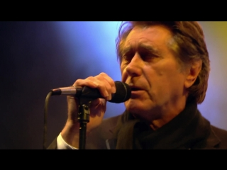 Bryan ferry slave to love. live in lyon .
