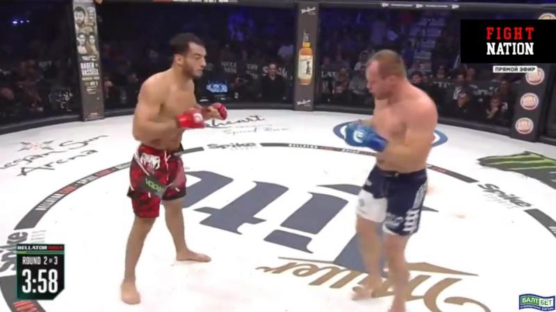 Бой Александр Шлеменко Гегард Мусаси Full Fight ALEXANDER SHLEMENKO vs GEGAR