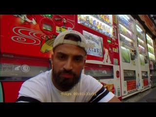 TOKYO FREESTYLE  // CAME WITH THE POSSE - KID EYEZ // FZEE // FRANKYDEE // MAJID